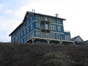 Sylvia Beach Hotel