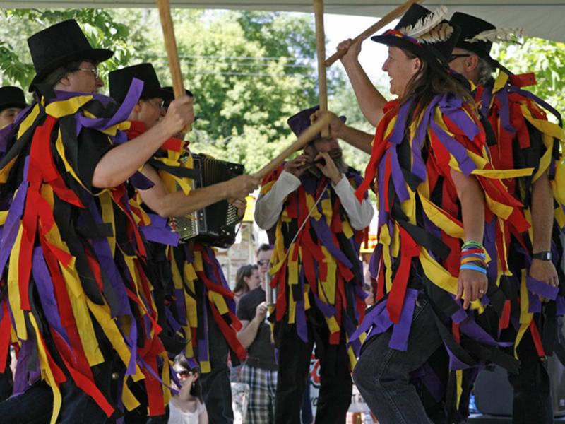 8th Annual Wildfire Arts Festival is tomorrow!