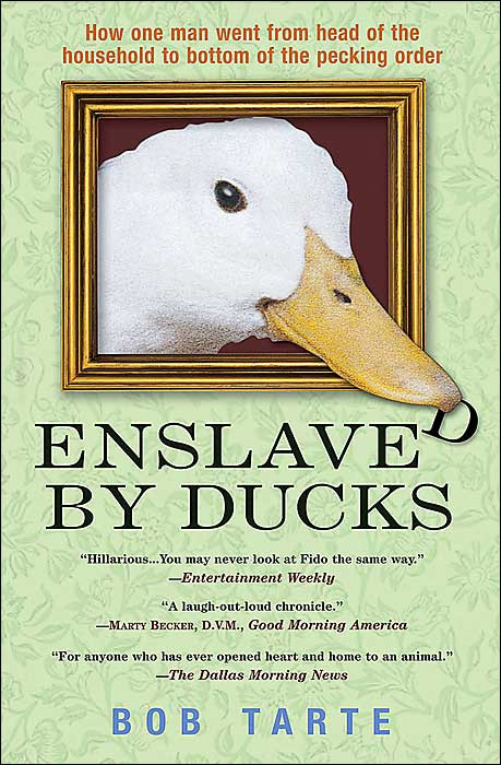 Book Review: Enslaved by Ducks