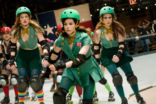 """""""Whip It"""" - a coming of age story on skates"""