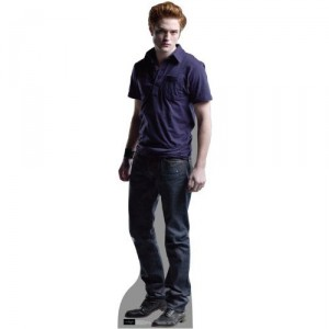 Robert Pattinson Cardboard Cutout on This Life Size  Cardboard Cut Out Of Robert Pattinson  Star Of The