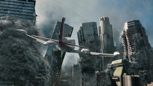 """2012"" - setting a new standard for disaster films"