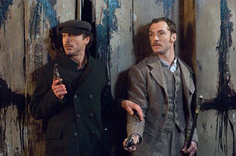 """Sherlock Holmes"" - Detective or superhero?"