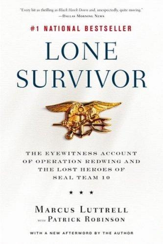 "Book Review: ""Lone Survivor"""