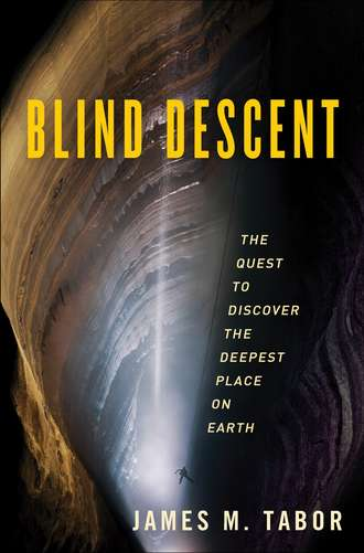 """Blind Descent"" exploring the deepest caves on earth"
