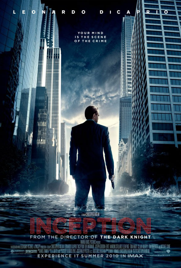 """Inception"" - Dare to dream"