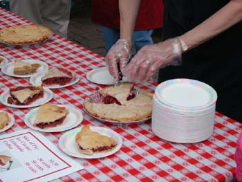 Cherry Pie Festival, Loveland, Colorado