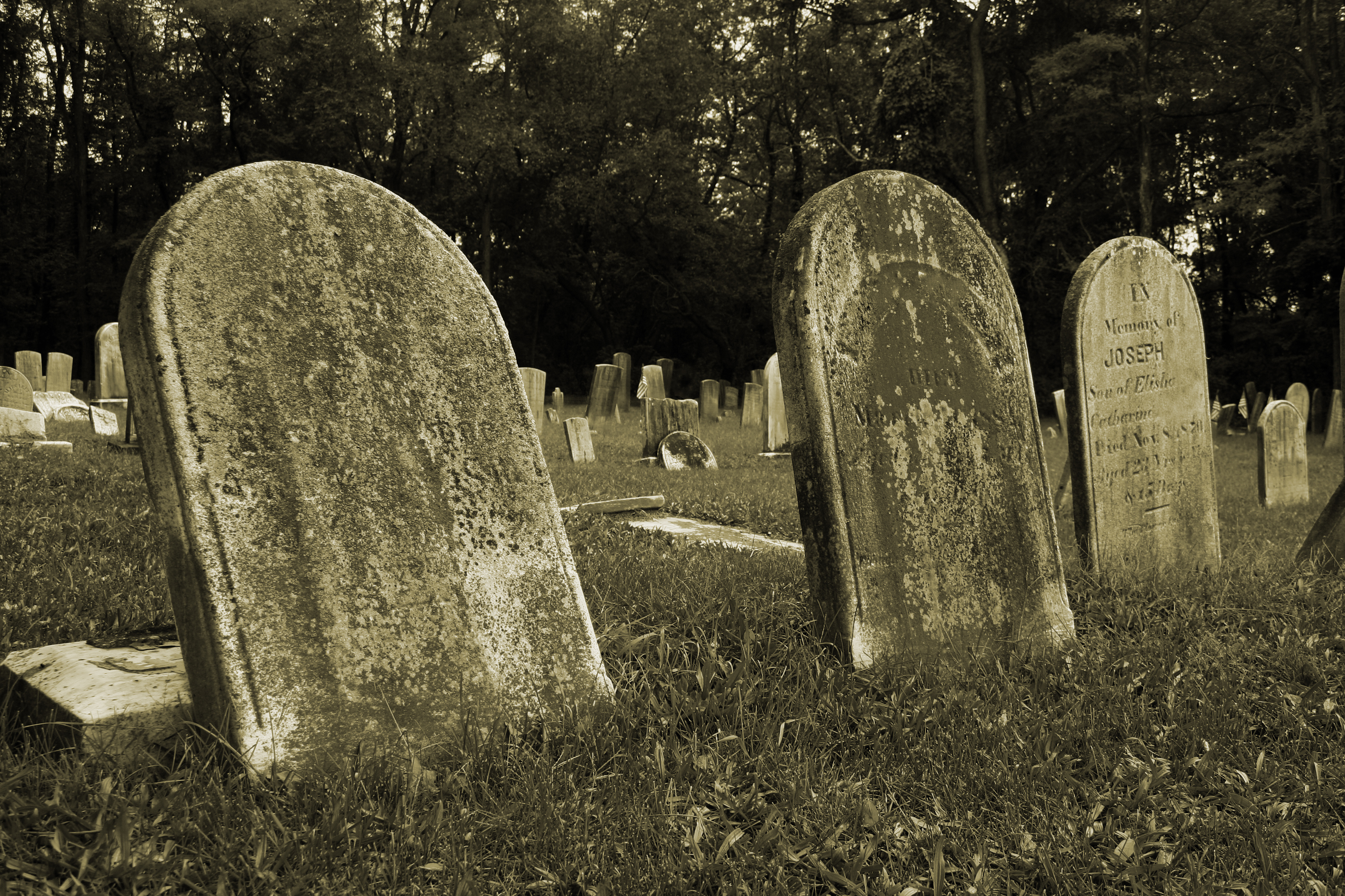Old Gravestones haunted houses in Loveland, Colorado