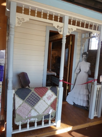 The Little Thompson Valley Pioneer Museum in Berthoud, Colorado