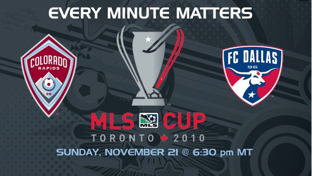 Colorado Rapids v. FC Dallas MLS Cup Watch Party