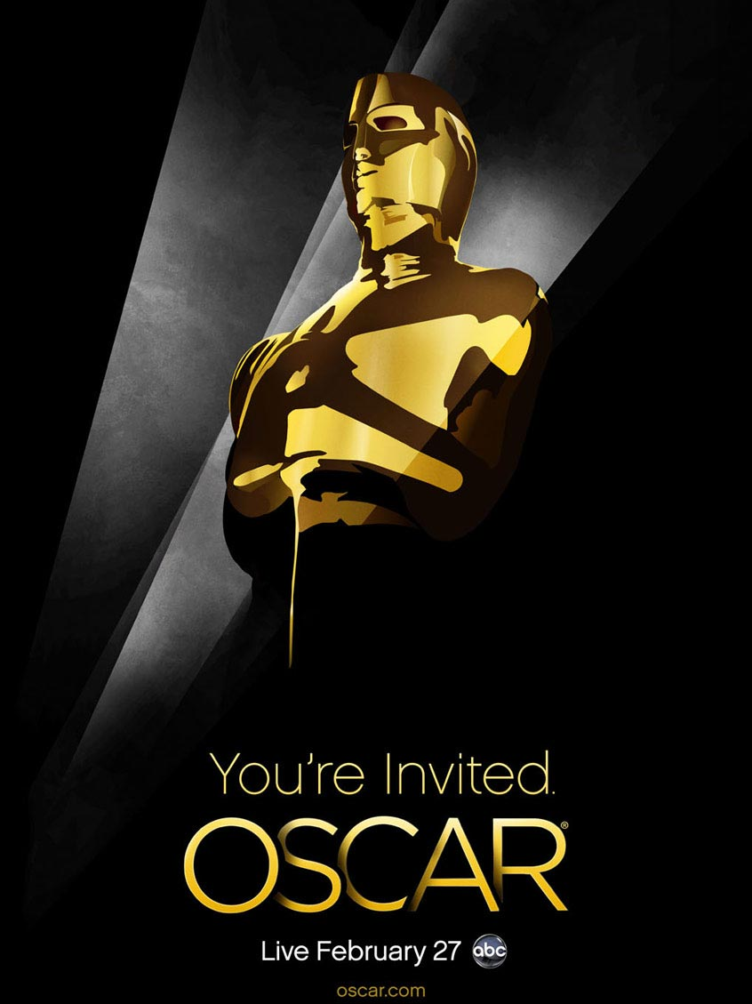 Party like a celebrity - The Oscars 2011