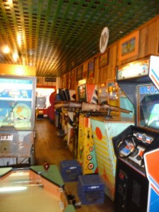 Arcade in Manitou Springs, Colorado