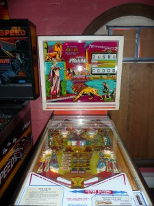 Lyons Classic Pinball machine