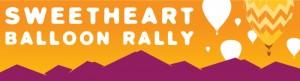 Sweetheart Balloon Rally Banner
