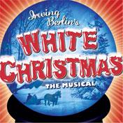 White Christmas logo