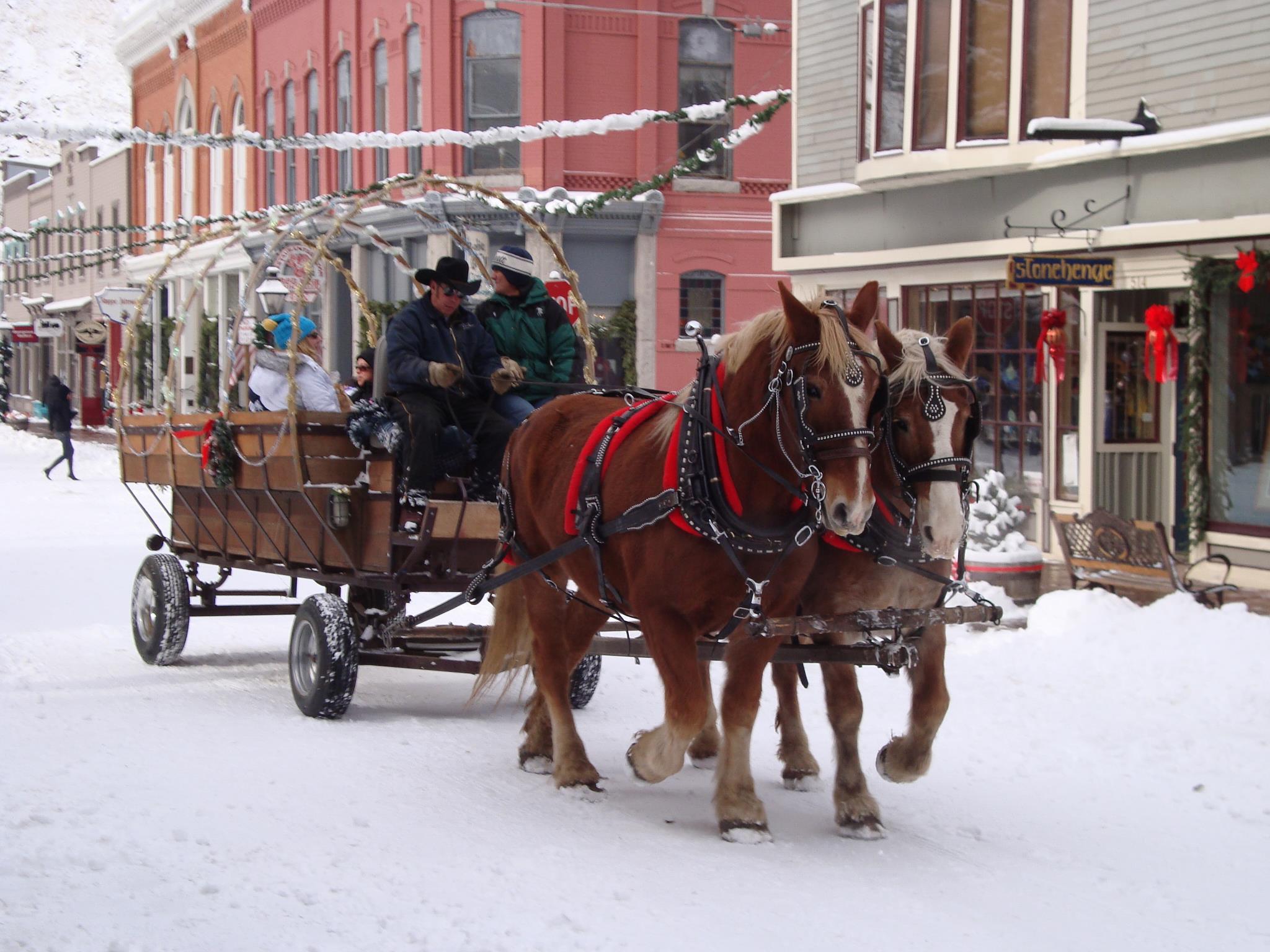 Top 5 Colorado Christmas Towns - HeidiTown