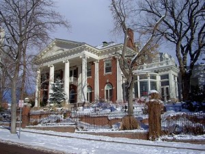 Colorado Governor Mansion