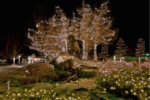 Top 5 Colorado Christmas Towns Heiditown