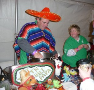 Estes Park Winter Festival chili cook-off