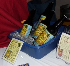 Estes Park Winter Festival beer photo
