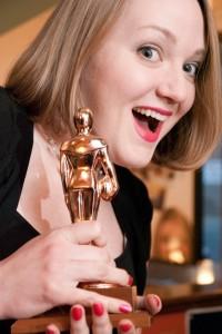 Oscar Party at the Kress