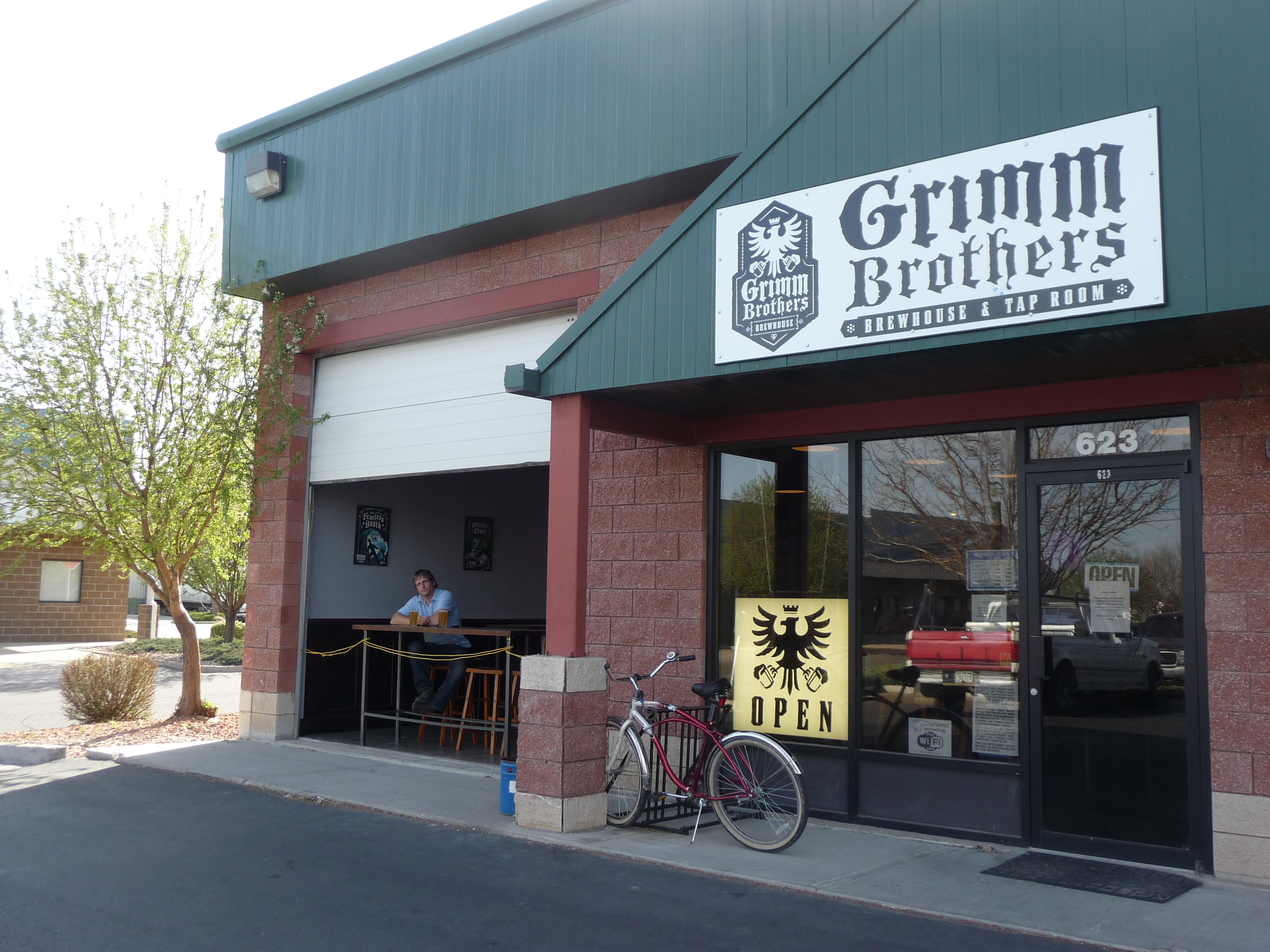 Grimm Bros Brewhouse