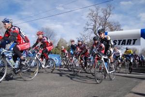 Mead Roubaix 2011 racers
