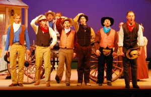 Oklahoma Candlelight men