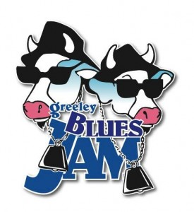 Greeley Blues Jam logo