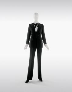 Yves Saint Laurent_ Tuxedo with pants