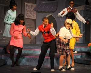 Co-ed Dance Scene Hairspray