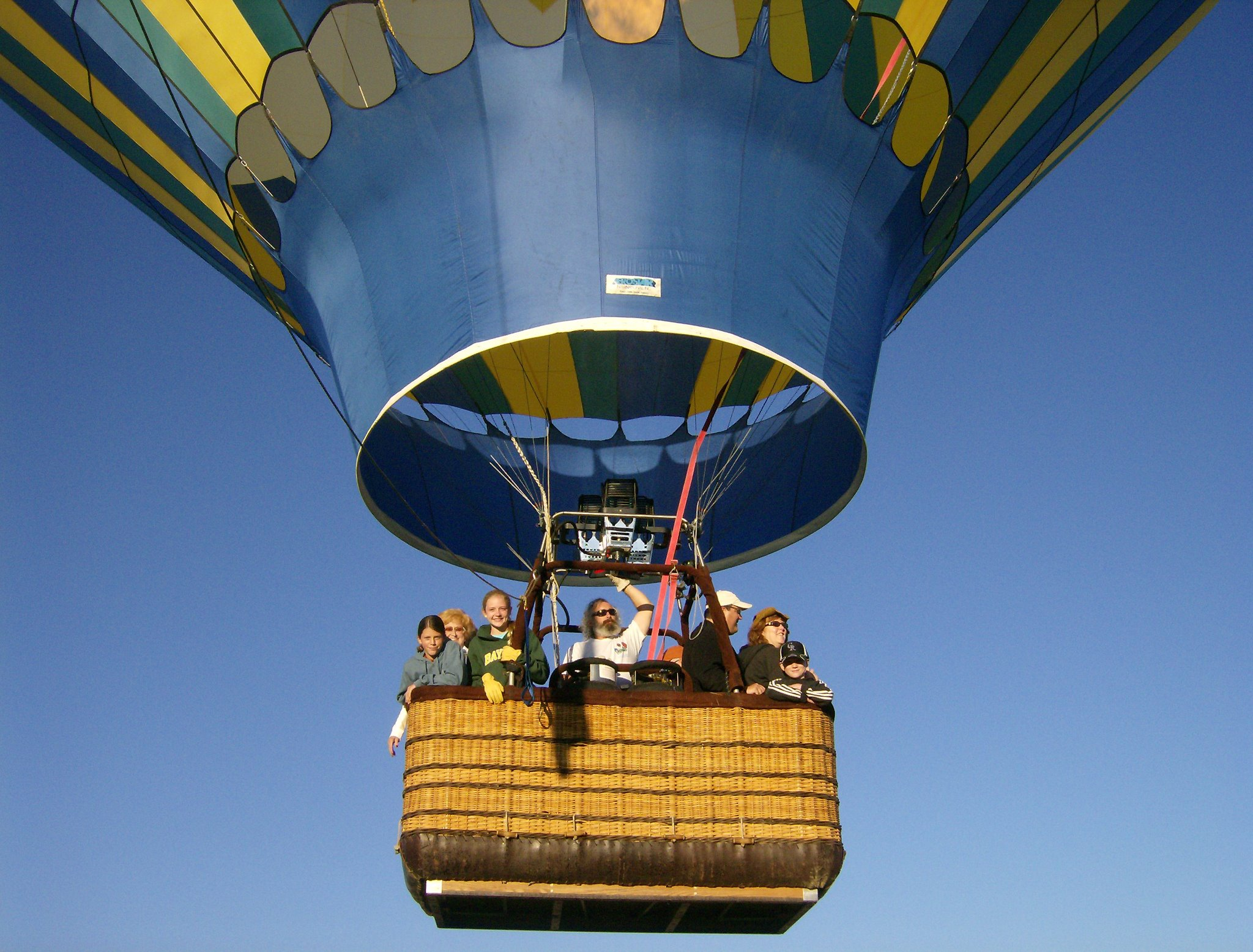 Grand Adventures Balloon Tours
