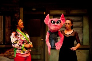 Avenue Q Kate & Christmas Eve