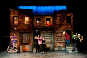 Avenue Q entire cast