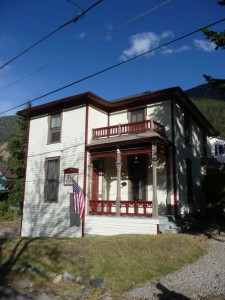 Rose Street B&B Georgetown, Colorado