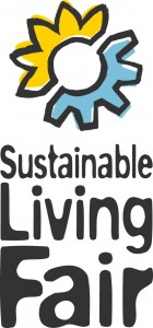 sustainable living fair no dates logo
