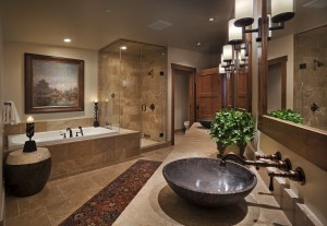 Luxury lodging in steamboat springs colorado heiditown for Best bathrooms ever