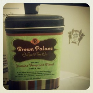 brown palace coffee & tea co.