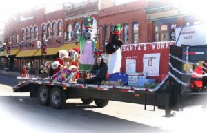 santas workshop cripple creek parade cunningham