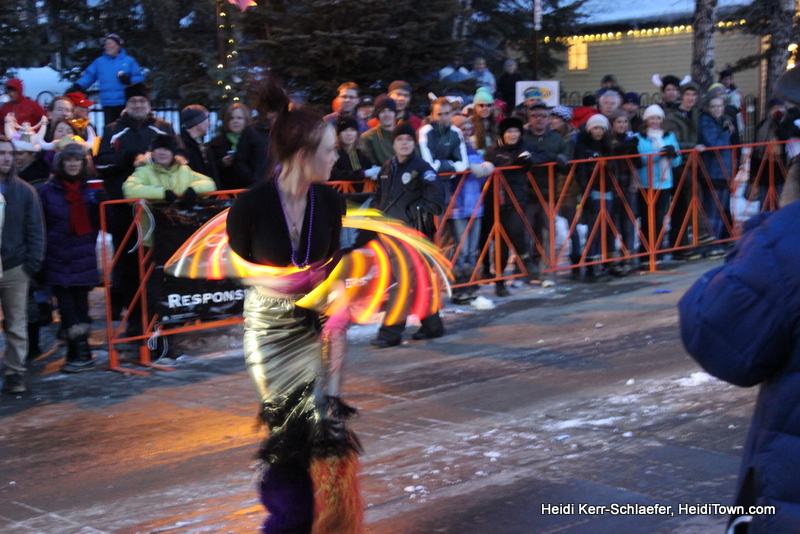 not really a fire dancer cool shot at Ullr parade 2013 HeidiTown
