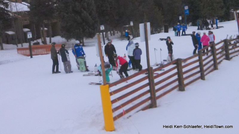 ski school at Breckenridge Resort. HeidiTown.com