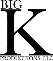 Big K Productions logo Denver Record Collectors Expo