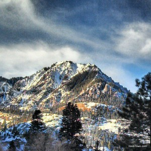 Ouray, Colorado by Heidi Kerr-Schlaefer for HeidiTown.com