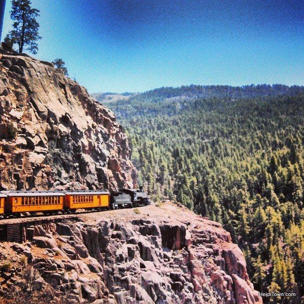 Durango & Silverton Narrow Gauge Railroad HeidiTown.com