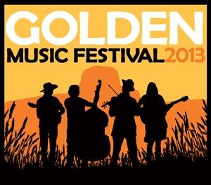 Golden Music Festival Logo