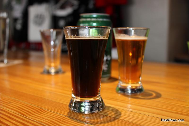 Ska Brewing Tasters HeidiTown