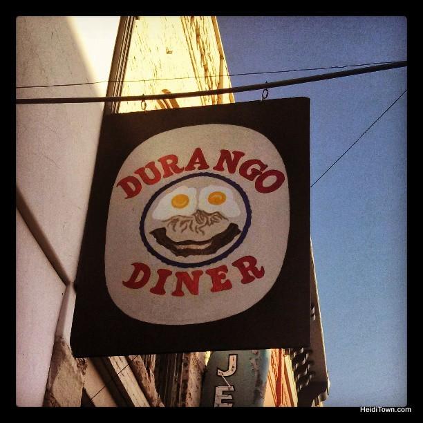 The Durango Diner, HeidiTown.com