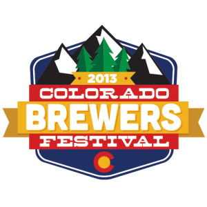 Colorado Brewers Festival Fort Collins 2013 logo