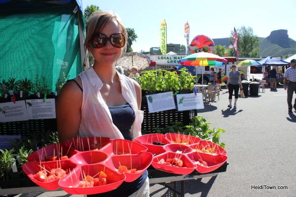 Golden Farmers' Market HeidiTown.com