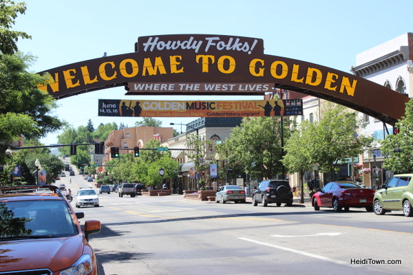 Welcome to Golden Sign HeidiTown.com